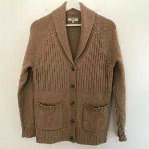 Madewell Size M Medium Cardigan Sweater Wool